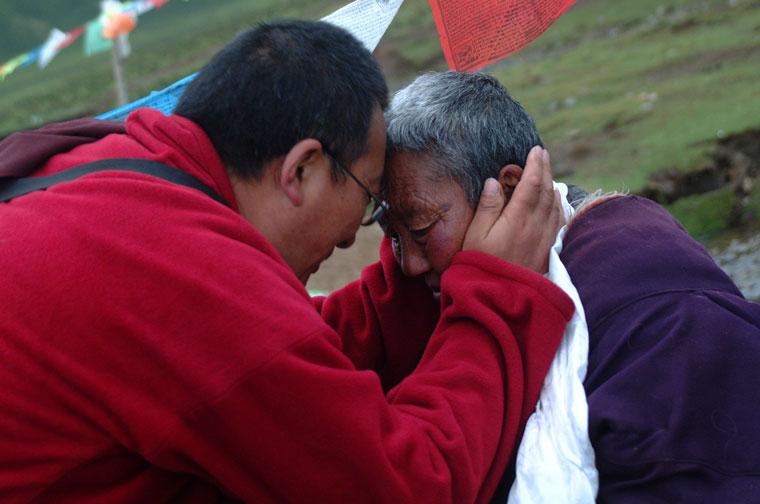 Returning to Tibet