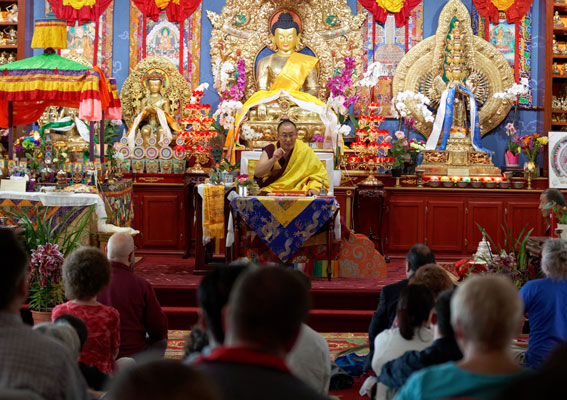 Propagating the Kalachakra Teachings